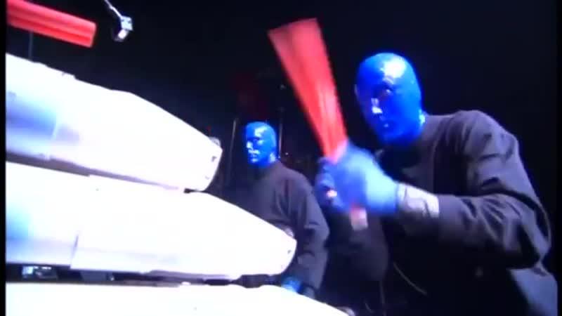 Blue Man Group I Feel Love ☆