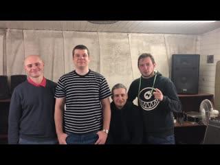 Алая Буква - приглашение на October Rock Fest г. А Клуб