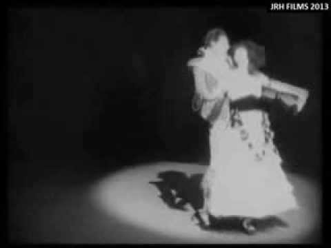Adolph Bolm Ruth Page and Owlin Howland 'Dance Macabre' 1922
