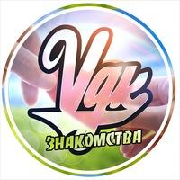 Логотип Знакомства, VDK - Владивосток