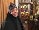 Когда душа соединяется с Богом Схимонахиня Евфросиния Фильм первый Никольское
