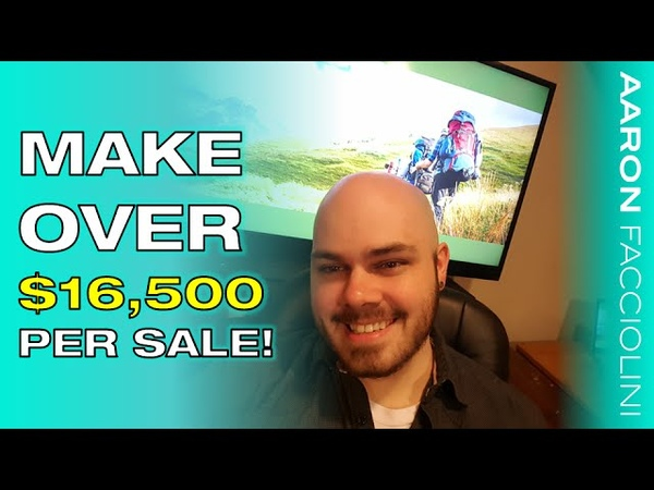 High Paying Affiliate Programs Make $16 850 Per Sale With 15 Highest Paying Affiliate Programs!