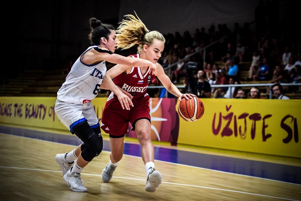 Арсения Матвеева стала серебряным призёром Первенства Европы U20