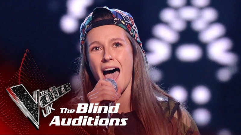 Deana's 'Back To Black' | Blind Auditions | The Voice UK 2019