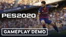 PES 2020 Gameplay and Exclusive Licenses Interview IGN LIVE Gamescom 2019