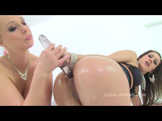 Big butt sluts Bambi Bella  Samia Duarte gangland interracial Legal Porno