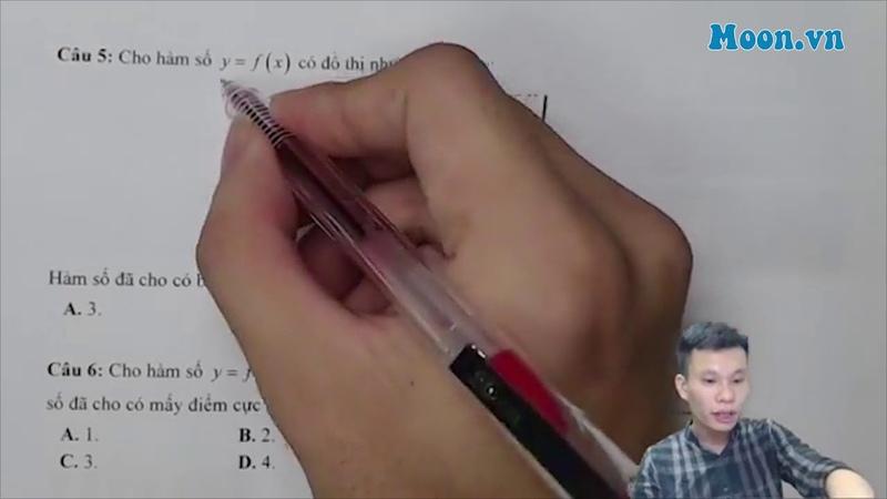 [Ôn thi THPT 2020] Hướng dẫn giải chi tiết 22 bài tập về Cực trị hàm số