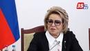 Председатели верхних палат парламента России и Беларуси высоко оценили проект Союзный трактор