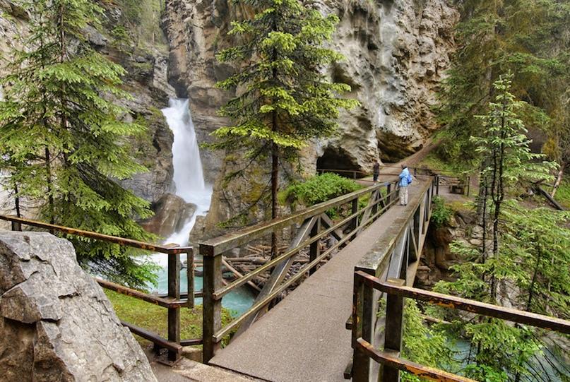 Национальный Парк Банф. Обзор достопримечательностей, изображение №5