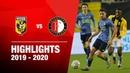 Highlights | Vitesse - Feyenoord | 2019-2020