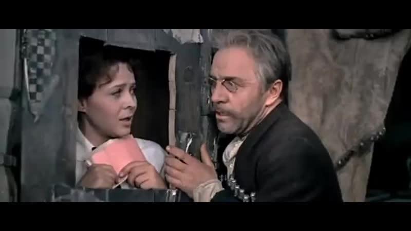 БЕГ (1970) - драма, исторический, экранизация. А.Алов, В.Наумов