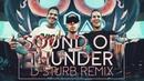D-Block S-te-Fan ft. Villain - Sound Of Thunder (D-Sturb Remix) (Official Videoclip)