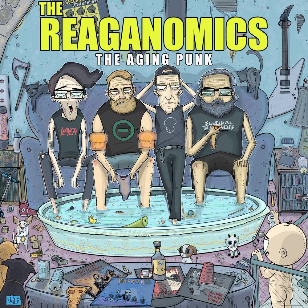 The Reaganomics - The Aging Punk