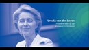 EPlenary: announcement of Commission President election results