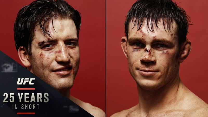 BEFORE AND AFTER: The Story of Kevin Lynch s Iconic UFC Photos