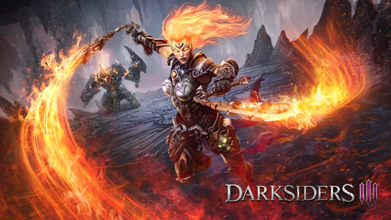 часть 6 прохождение Darksiders 3 Судный день сложность все дополнения