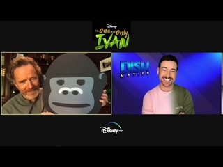 HELEN MIRREN, BRYAN CRANSTON, DANNY DEVITO, SAM ROCKWELL Interview: The One and Only Ivan