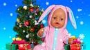 Новогодняя елка для Беби Бон - Развивающие мультики для детей - Играем в куклы Как мама