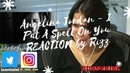 Angelina Jordan I Put A Spell On You REACTION by Rizz