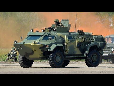 Обзор белорусского мобильного бронированного транспортного средства МБТС Кайман