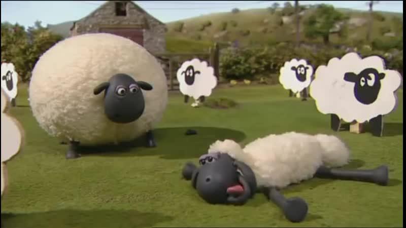 Барашек Шон S1E21 - Овечки на свободе _ Shaun the Sheep - Sheep On The Loose