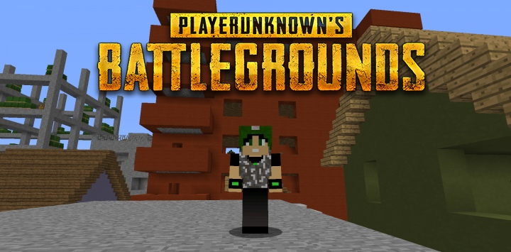 Мод Battleground - PUBGMC [1.12.2]