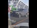 Серьезная авария на Западном мосту в Ростове