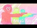 BANG BANG MEME❤💙💚🔫(my OC. )