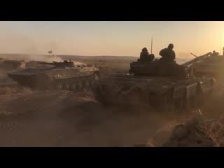 Siria, hama 19_09_17 la lucha contra el isis continua