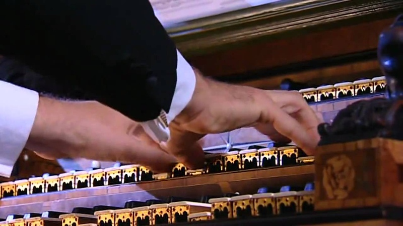 J.S. Bach Toccata and Fugue in D minor BWV 565