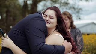 Bride Surprises her Groom with his Brother's Heart on their Wedding Day
