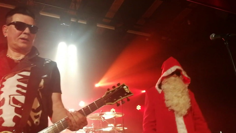 The 69 Eyes - Christmas in New York City, live in Hamina, 21.12.2019