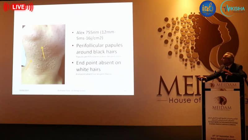 4th Middle East International Dermatology Aesthetic Medicine MEIDAM 2019 Day 1