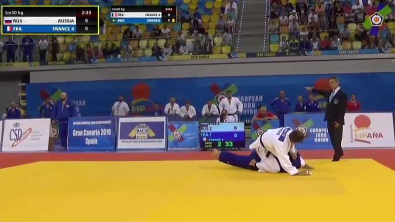 2019 Judo Veteran European Ch. (ESP) (6)