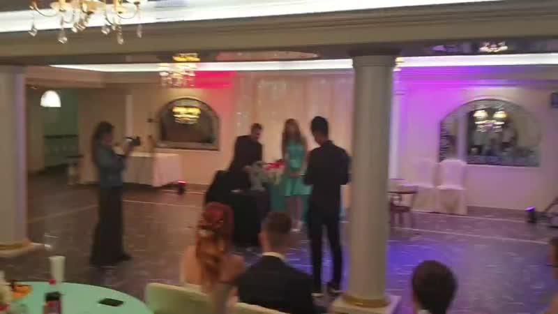 свадьба Съедугиных фокусы