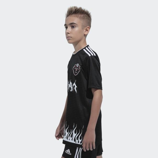Детская домашняя игровая футболка ФК Амкал