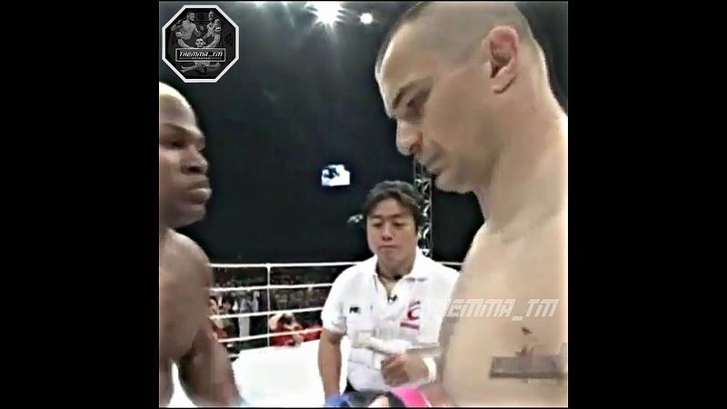 Кевин Ренделмен vs Мирко Крокоп