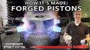 How it's made - Omega forged pistons - Part 1