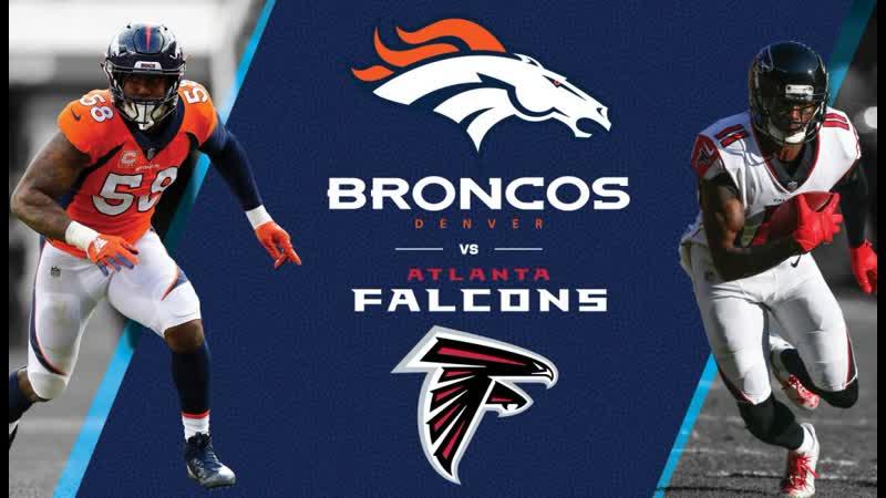 Broncos vs. Falcons HOF Game Highlights - NFL 2019