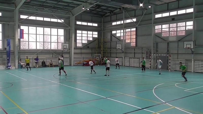 ФК КЛФ - ФК Сириус - 1 тайм