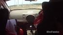 Breaking the car