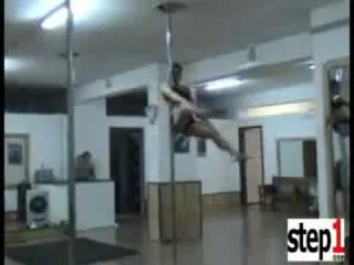 Medea Felina Step1 Pole Dance
