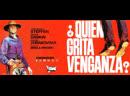 Quien grita Venganza 1968 Español