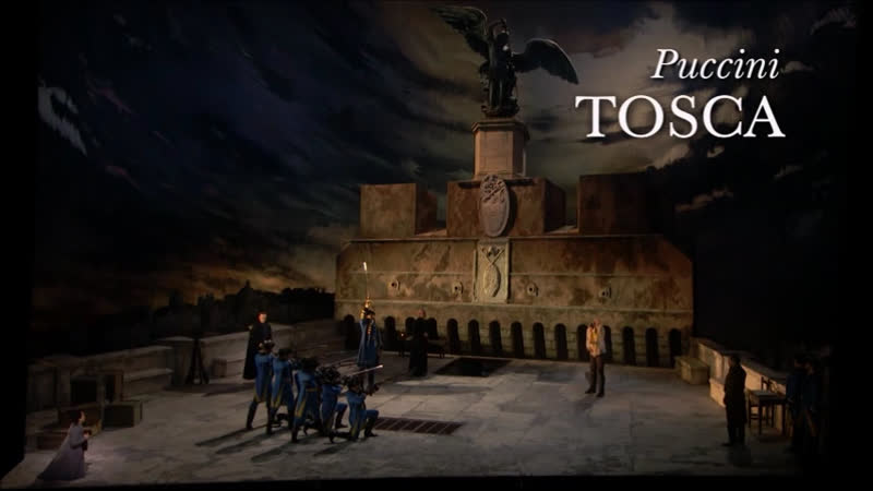 TOSCA Met Opera House Yoncheva Grigolo Lučić New Production 27 01 2018