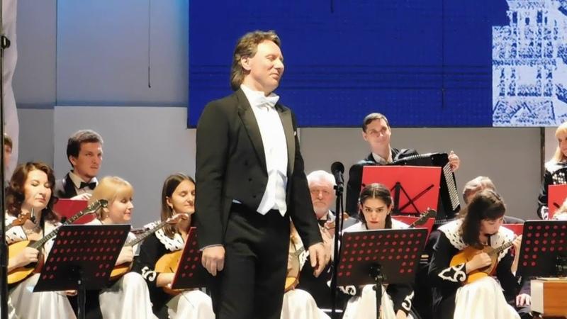 Андрей Валентий на XV международном фестивале им Барсовой и Максаковой
