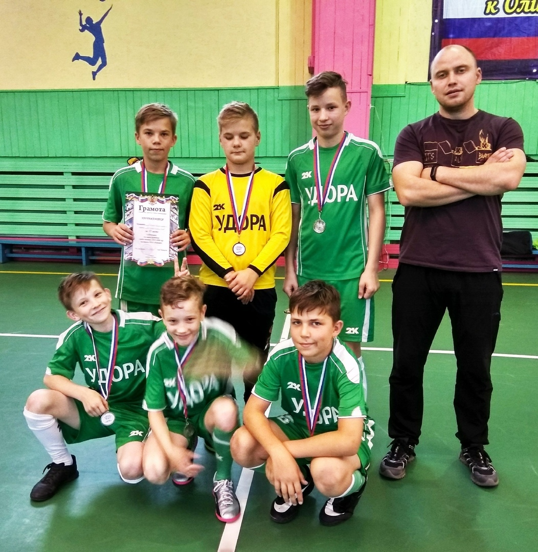 28 сентября на базе спорткомплекса п. Усогорск прошел Турнир по мини-футболу среди юношей 2005-2006 г.р.