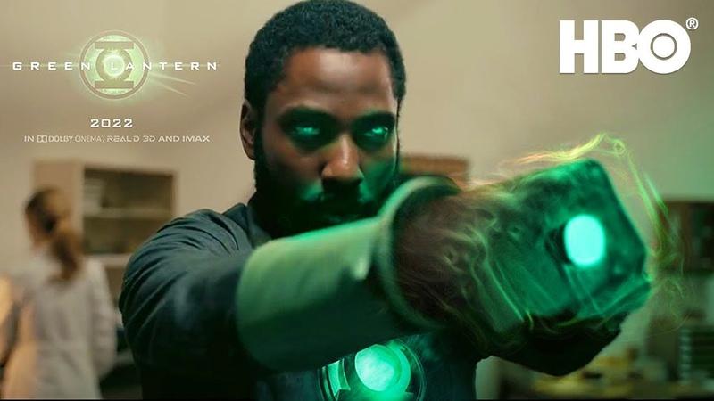 Зелёный фонарь разбор анонса и тизера В 2021ом лучший сериал будет от DC
