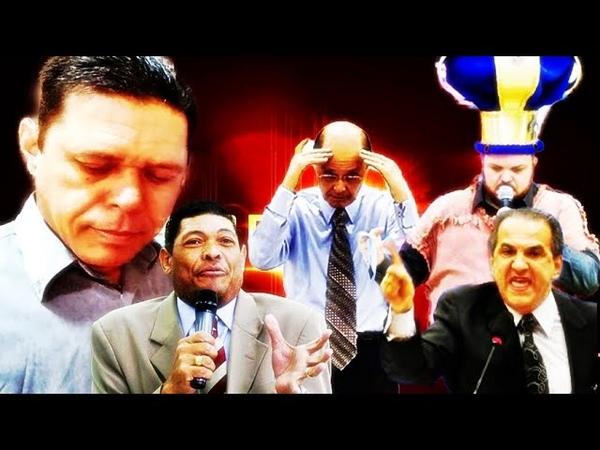 O SISTEMA RELIGIOSO E OPRESSOR IDIOTIZANDO AS PESSOAS
