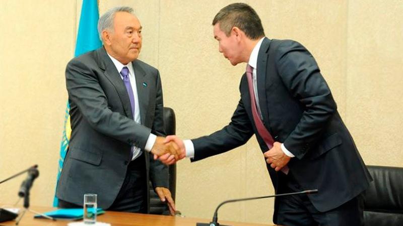 Пенсионер Назарбаев налетал на 22 миллиона долларов Бергей Рыскалиев договорился с Акордой БАСЕ