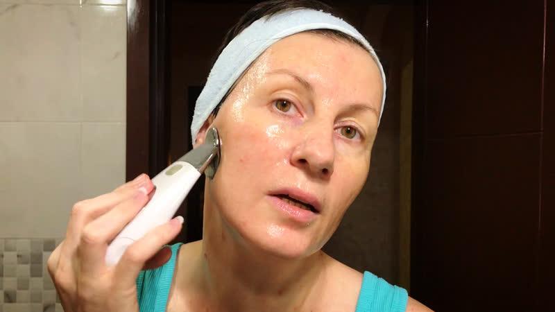 Как сохранить кожу молодой и подтянутой с Galvanic SPA